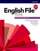 New English File 4th Edition Elementary Student's Book Pack - Učebnica