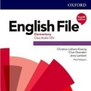 New English File 4th Edition Elementary CDs