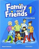 Family and Friends 1 Class Book - učebnica (2019 bez CD) (Simmons, N.)