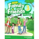 Family and Friends 2nd Edition Level 3 Class Book (2019 Edition) - Učebnica (N. Simmons, L. Driscoll, T. Thompson)