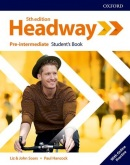 New Headway, 5th Edition Pre-Intermediate Student's Book - Učebnica