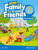 Family and Friends 2nd Edition Level 1 Class Book (2019 Edition) - Učebnica