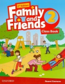 Family and Friends 2nd Edition Level 2 Class Book (2019 Edition) - Učebnica