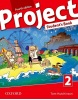 Project, 4th Edition 2 Student's Book (R. Fricker, T. Hutchinson)