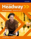 New Headway, 5th Edition Pre-Intermediate Workbook with Key - Pracovný zošit