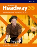 New Headway, 5th Edition Pre-Intermediate Workbook w/o Key - Pracovný zošit