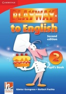 Playway to English, 2nd Edition 2 Pupil's Book (H. Puchta, G. Holcombe, G. Gerngross)