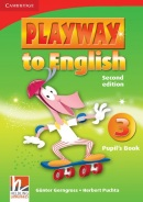Playway to English, 2nd Edition 3 Pupil's Book (G. Holcombe, G. Gerngross, H. Puchta)