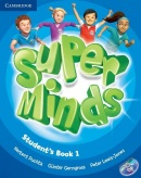 Super Minds Level 1 Student's Book+DVD-ROM (Lewis-Jones, P., Gerngross, G., Puchta, H.)