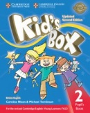Kid's Box Updated 2nd Edition Level 2 Pupil's Book - Učebnica (C. Nixon, M. Tomlinson)
