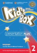 Kid's Box Updated 2nd Edition Level 2 Presentation Plus DVD-ROM