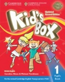 Kid's Box Updated 2nd Edition Level 1 Pupil's Book - Učebnica (M. Tomlinson, C. Nixon)