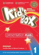 Kid's Box Updated 2nd Edition Level 1 Presentation Plus DVD-ROM