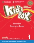 Kid's Box Updated 2nd Edition Level 1 Teacher's Resource Book with Online Audio