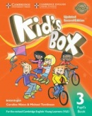 Kid's Box Updated 2nd Edition Level 3 Pupil's Book - Učebnica