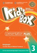 Kid's Box Updated 2nd Edition Level 3 Presentation Plus DVD-ROM