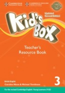 Kid's Box Updated 2nd Edition Level 3 Teacher's Resource Book with Online Audio