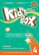 Kid's Box Updated 2nd Edition Level 4 Presentation Plus DVD-ROM