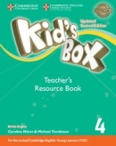 Kid's Box Updated 2nd Edition Level 4 Teacher's Resource Book with Online Audio