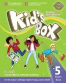 Kid's Box Updated 2nd Edition Level 5 Pupil's Book - Učebnica