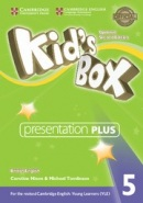 Kid's Box Updated 2nd Edition Level 5 Presentation Plus DVD-ROM