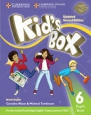 Kid's Box Updated 2nd Edition Level 6 Pupil's Book - Učebnica