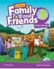 Family and Friends 2nd Edition Level 5 Class Book and MultiROM - učebnica (Simmons, N. - Thompson, T. - Quintana, J.)