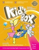 Kid's Box Updated 2nd Edition Starter Class Book with CD-ROM - Učebnica (Caroline Nixon)