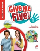 Give Me Five! Level 1 Activity Book - Pracovný zošit