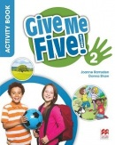 Give Me Five! Level 2 Activity Book - Pracovný zošit