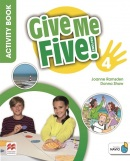 Give Me Five! Level 4 Activity Book - Pracovný zošit