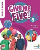 Give Me Five! Level 5 Pupil's Book +Navio App - učebnica