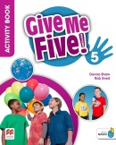 Give Me Five! Level 5 Activity Book - Pracovný zošit