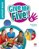 Give Me Five! Level 6 Activity Book - Pracovný zošit