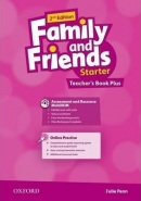 Family and Friends 2nd Edition Level Starter Teacher's Book Plus (2019 Edition) (Simmons, N. - Thompson, T. - Quintana, J.)