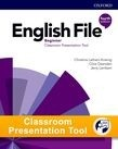 New English File 4th Edition Beginner Student's Book Classroom Presentation Tool