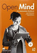 Open Mind Pre-intermediate Workbook without Key + CD - pracovný zošit (Rogers, M. - Taylore-Knowles, J. - Taylore-Knowles, S.)