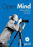 Open Mind Beginner Workbook without Key + CD - pracovný zošit (Rogers, M. - Taylore-Knowles, J. - Taylore-Knowles, S.)