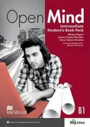 Open Mind Intermediate Studnets Book Pack - učebnica (Rogers, M. - Taylore-Knowles, J. - Taylore-Knowles, S.)
