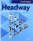 New Headway, 4th Edition Intermediate Workbook with Key (2019 Edition) (Soars, J. - Soars, L.)