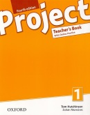 Project, 4th Edition 1 Teacher's Book + online practice (2019 Editon) (Hutchinson, T.)