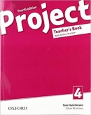 Project, 4th Edition 4 Teacher's Book + online practice (2019 Edition) (Hutchinson, T.)