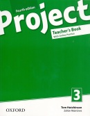 Project, 4th Edition 3 Teacher's Book + Online (2019 Edition) (Hutchinson, T.)