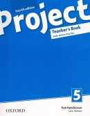 Project, 4th Edition 5 Teacher's Book + online practice (2019 Edition) (Hutchinson, T.)