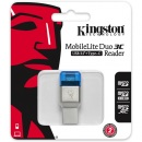 KINGSTON FCR-ML3C, USB MobileLite DUO 3C