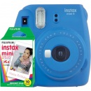 Fujifilm Instax Mini 9 cobalt blue + 10ks film