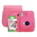 Fujifilm Instax Mini 9 flam pin + 10ks film + puz