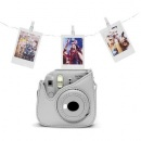Fujifilm Instax Mini 9 smo white LED Bundle