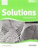Solutions, 2nd Elementary Workbook (2019 Edition) (Falla, T. - Davies, P.)