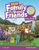 Family and Friends 2nd Edition Level 5 Class Book (2019 Edition) - Učebnica